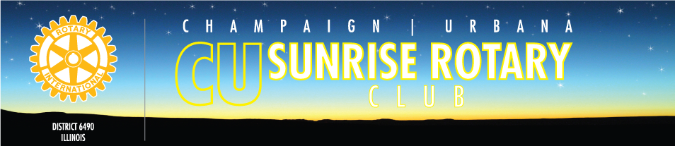 CU Sunrise Rotary Club Logo