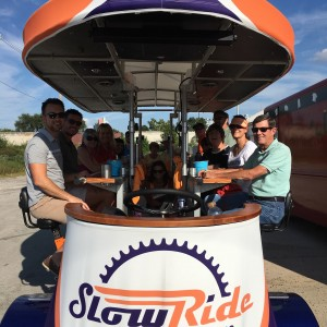Slowride Pedal Tours