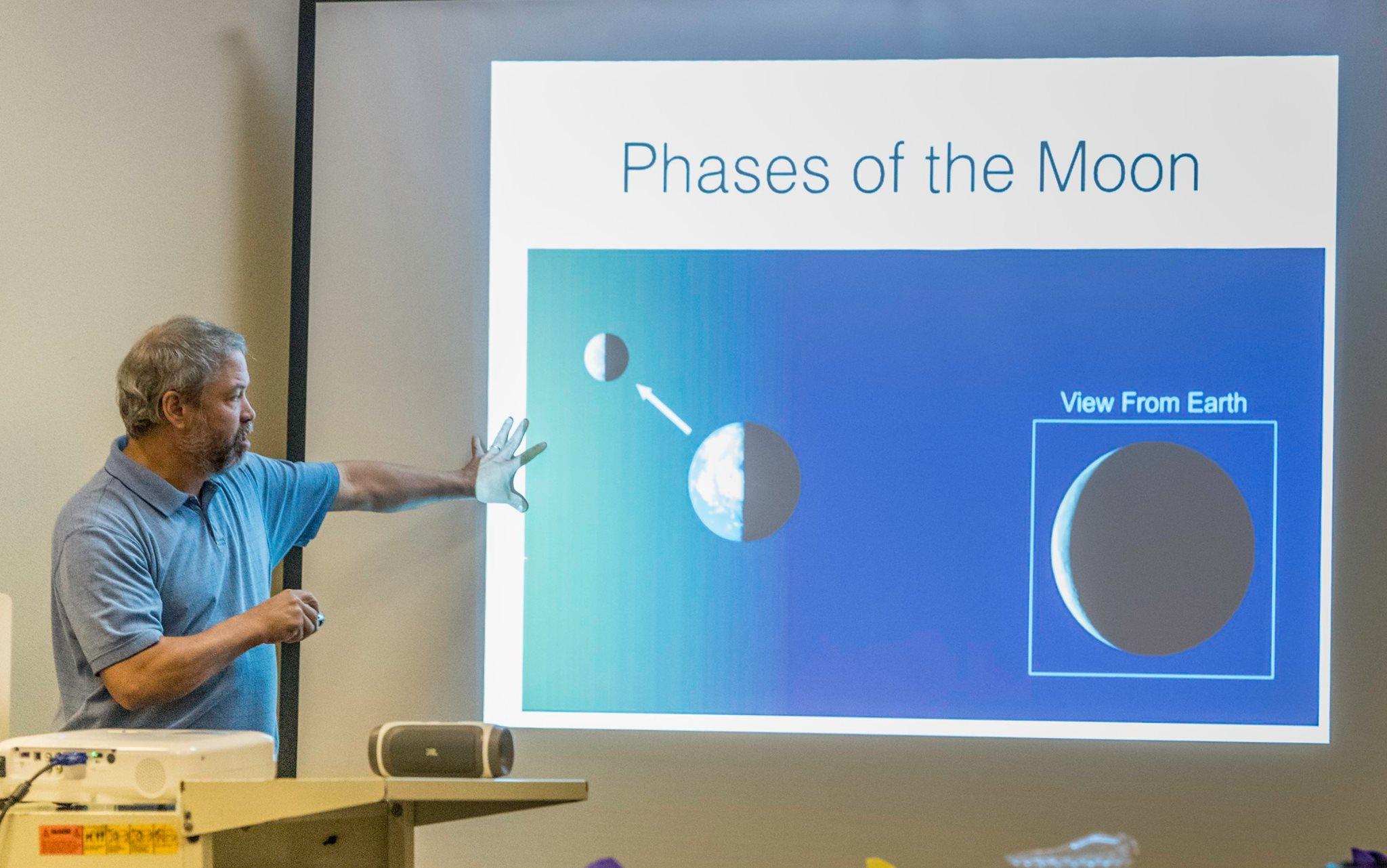 CU Sunrise Rotary, Lunar Eclipse